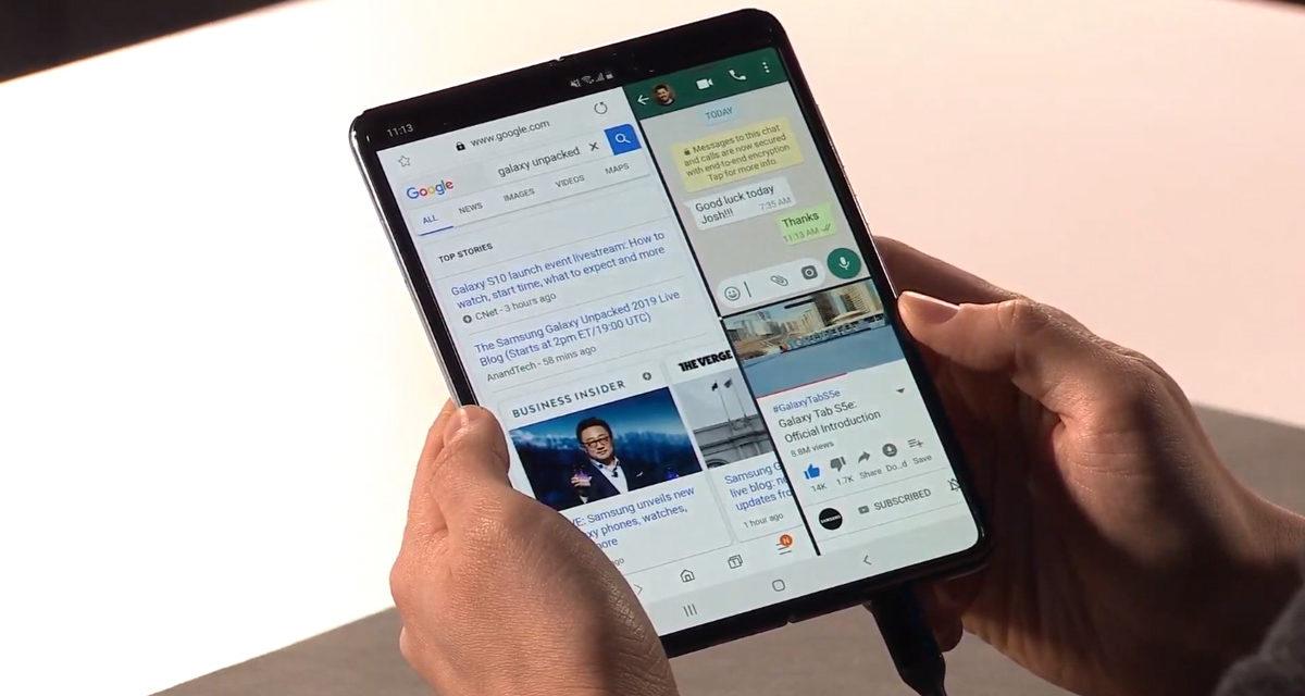 Ya conocemos la fecha de salida del Samsung Galaxy Fold