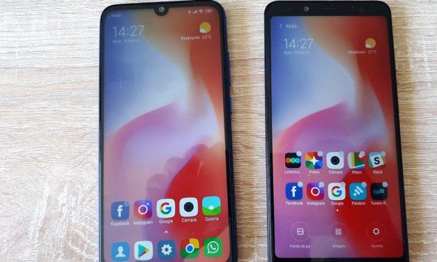 Comparativa Xiaomi Redmi Note 5 vs Xiaomi Redmi Note 7