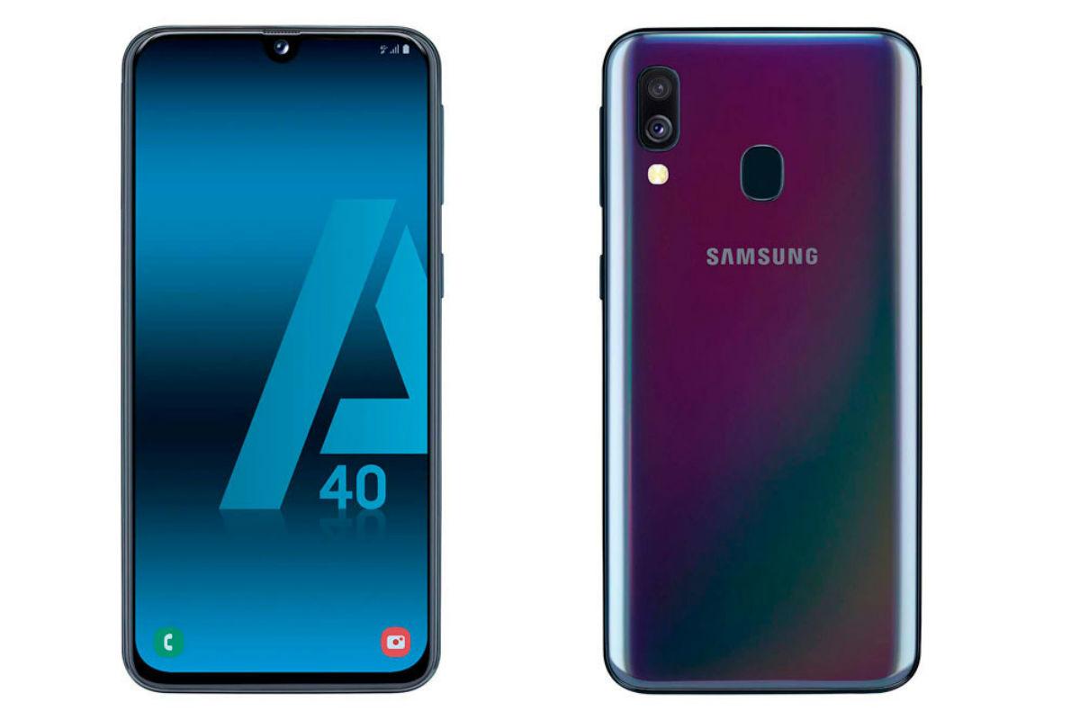 7669925b56c Samsung Galaxy A40, características, precio y opiniones