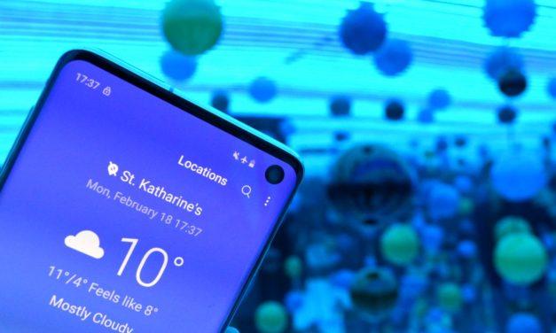 La cámara selfie del Samsung Galaxy S10 podría dar fallos con Instagram