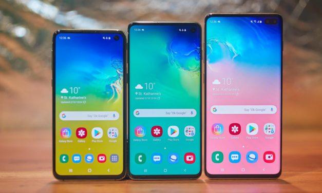 Reparar la pantalla del Samsung Galaxy S10 costará más de 1.000 euros