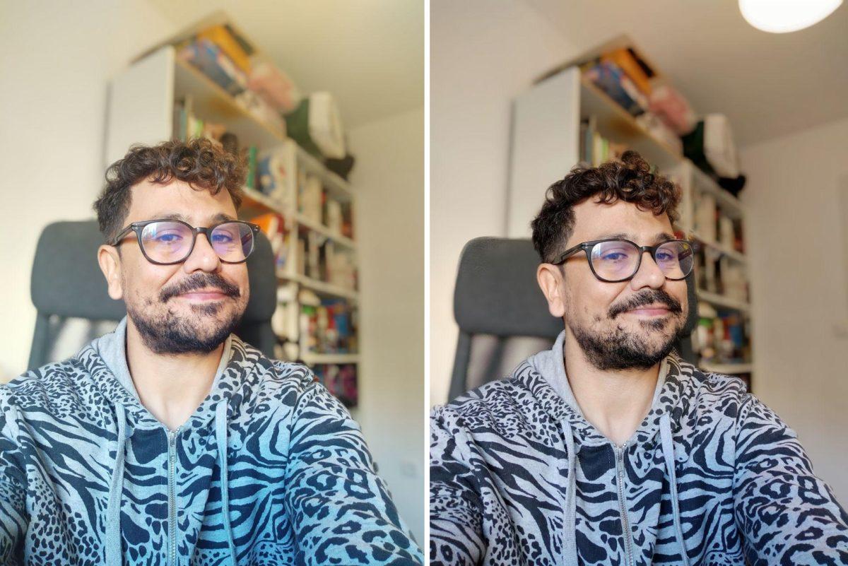 selfie modo retrato note 5 y note 7