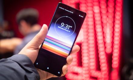 Así luciría el Sony Xperia 10 Ultra con pantalla de 7 pulgadas