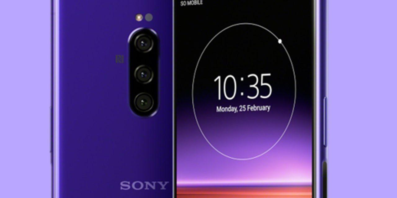El precio del Sony Xperia 1 podría superar los 1.000 euros en España