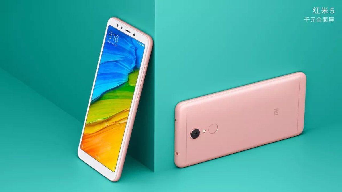 Cómo cambiar PIN, patrón y huellas en el Xiaomi Redmi 5 y Redmi 5 Plus