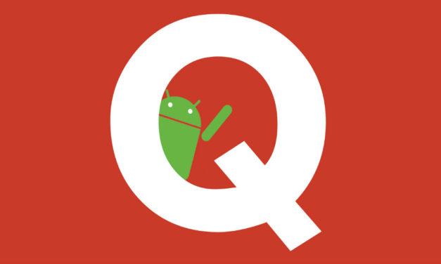 Android Q: modo oscuro, gestos renovados, soporte 5G y más novedades