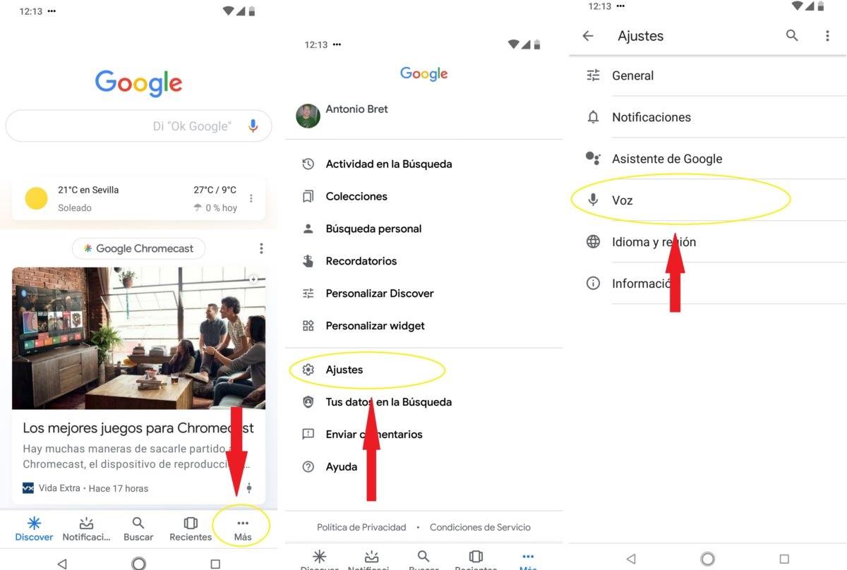 Ok Google: 100 trucos y comandos para Google Assistant en Android 1