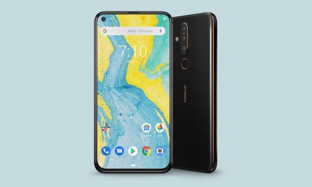 El Nokia 8.1 Plus tendrá sensor de huellas en pantalla y triple cámara
