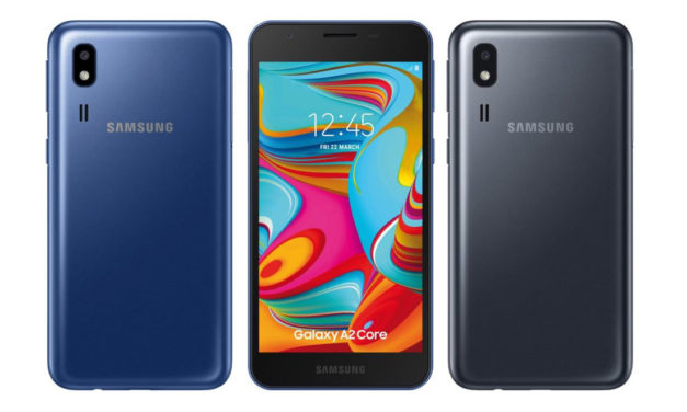 Se filtran el precio y las especificaciones del Samsung Galaxy A2 Core