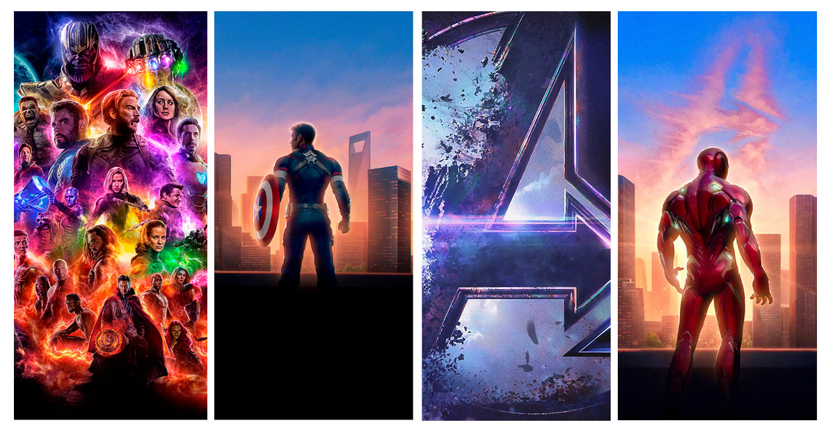 Vengadores endgame 20 fondos de pantalla para el m vil de - Fondos de pantalla de iron man en 3d ...