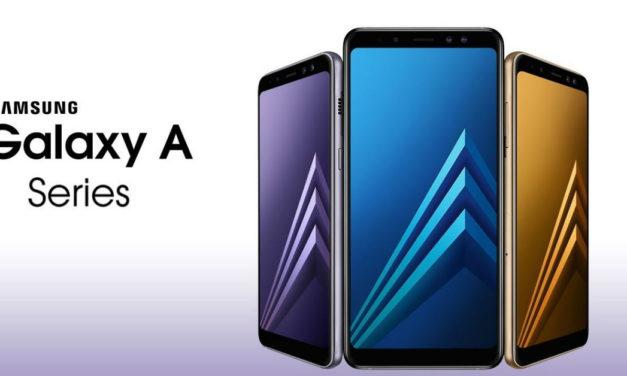 Samsung Galaxy A40 y A70, precios y disponibilidad en España