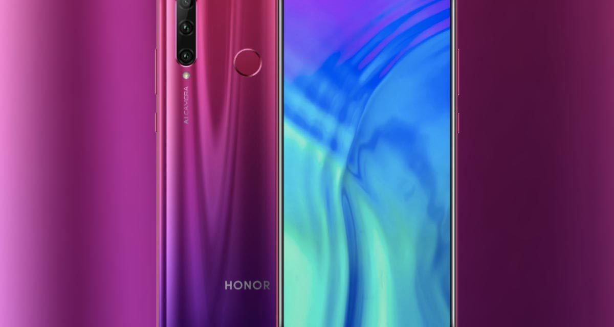 El Honor 20 Lite llega a España, precio y dónde comprar