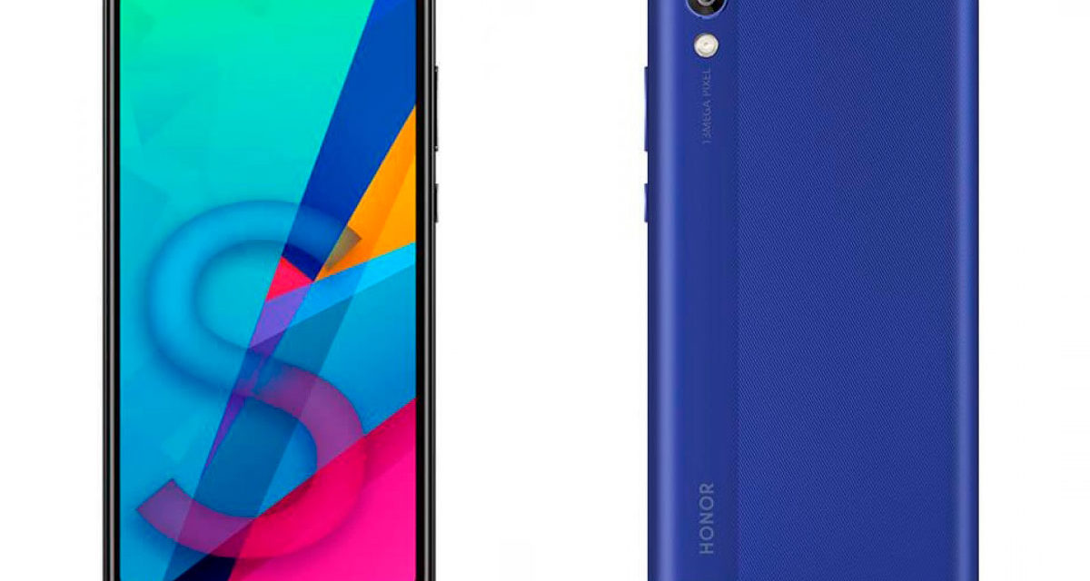 Honor 8s, así es el próximo móvil de gama de entrada de Honor