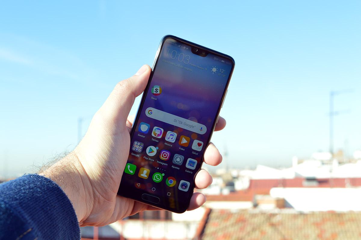 Tiendas y operadoras para comprar más barato un Huawei P20