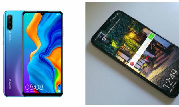 5 diferencias entre el Huawei P30 Lite y P20 Lite