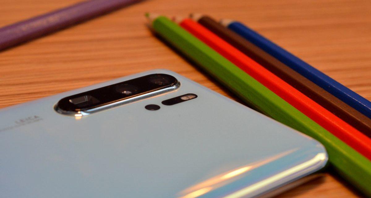 El modo Dual-View video llega a los Huawei P30 Pro