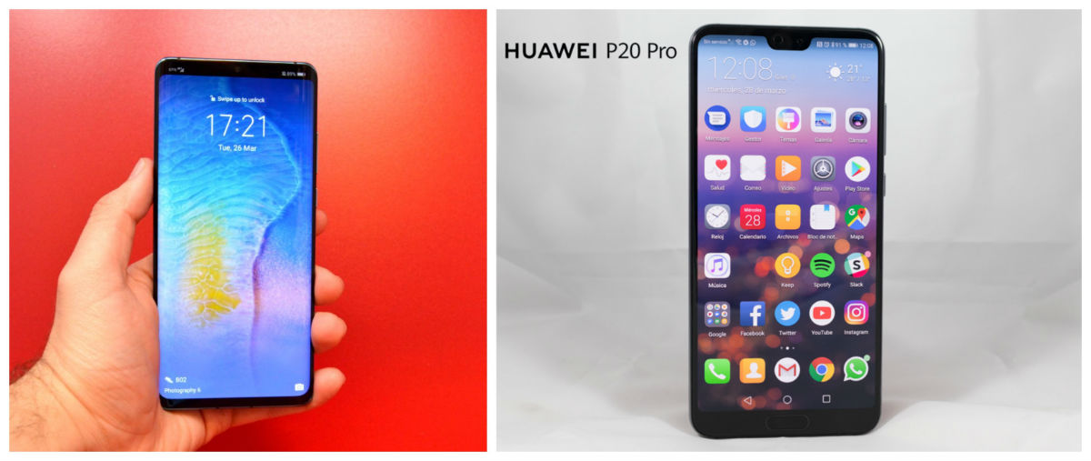 Huawei P30 Pro o Huawei P20 Pro, ¿cuál me compro?