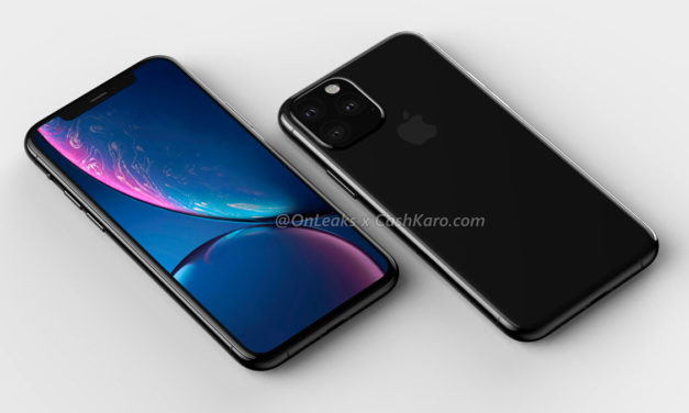 El diseño definitivo del iPhone XI aparece en renders