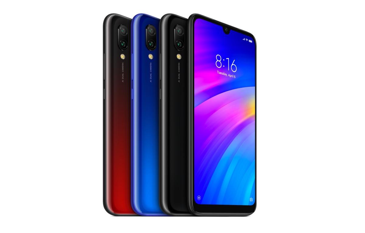 Lanzamiento España Xiaomi Redmi 7 precios