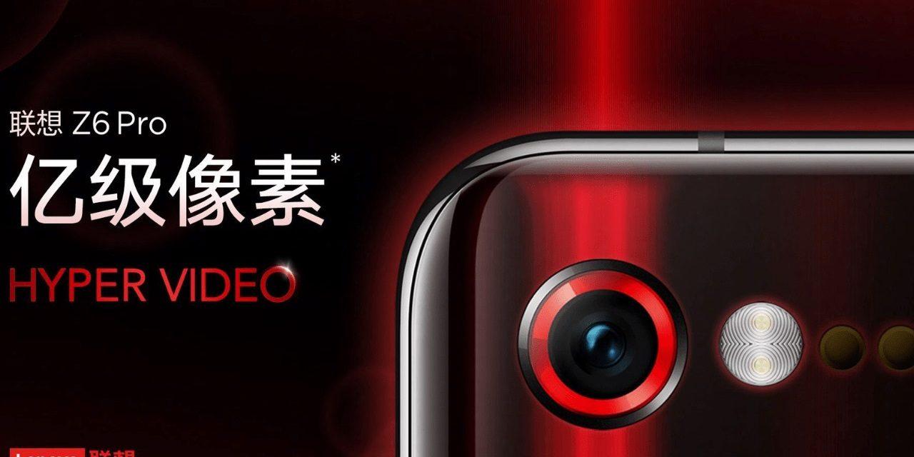 Lenovo Z6 Pro: gama alta con Snapdragon 855 y cuatro cámaras