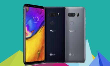 Comienza la actualización del LG V35 ThinQ a Android 9 Pie