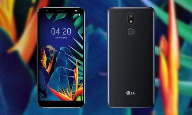 LG X4 2019, pantalla más grande y resistencia militar para la gama baja