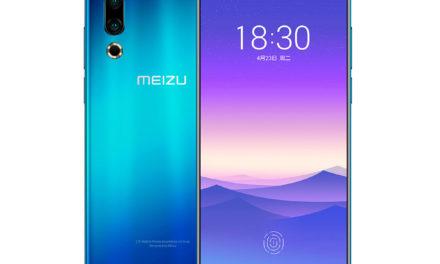 Meizu 16Xs, aparecen sus principales características