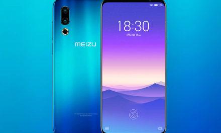 Meizu 16s, así es la alternativa al Xiaomi Mi 9 y el OnePlus 7 sin muesca