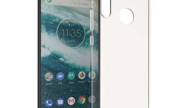 Estas fundas muestran el diseño del Motorola P40 Play