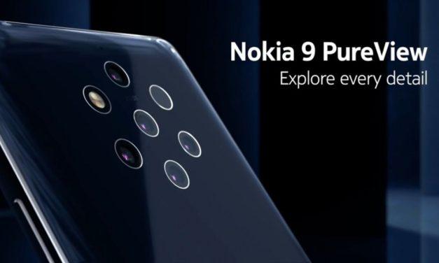Nokia 9 PureView , precio y disponibilidad en tiendas