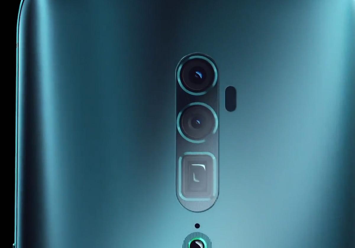 oficial Oppo Reno 10x Zoom cámara trasera
