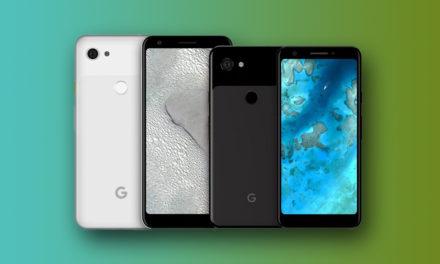 Confirmado el diseño del nuevo Google Pixel 3a gracias a nuevas imágenes
