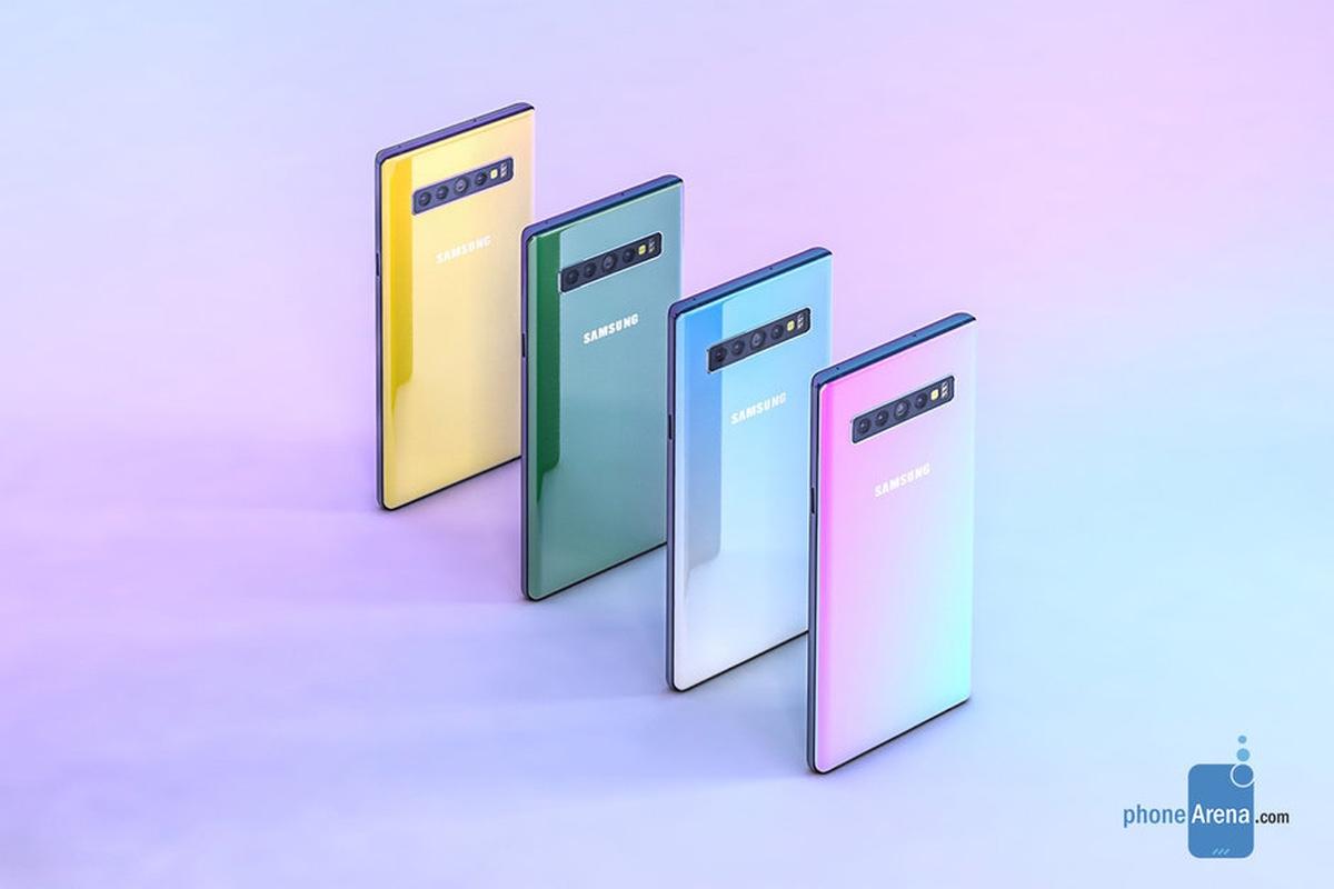 Samsung podría lanzar una versión Pro del Galaxy Note 10