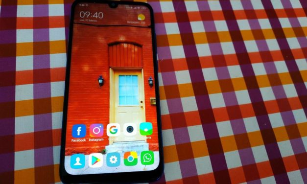 Xiaomi patenta un nuevo móvil con muesca en la parte inferior de la pantalla