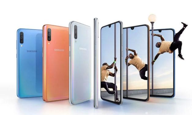 El Samsung Galaxy A60 podría llegar durante los próximos días