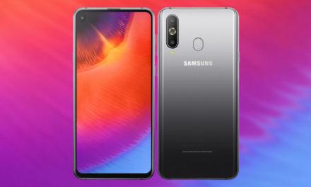 Samsung Galaxy A60, gama media con agujero en pantalla y triple cámara