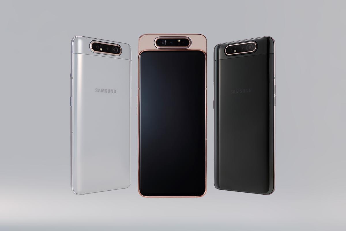 Samsung Galaxy A: así queda la gama media de Samsung de 2019