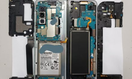 Desmontan el Samsung Galaxy Fold, así es por dentro el plegable de Samsung