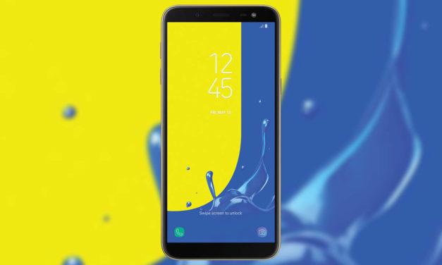 El Samsung Galaxy J6 se actualiza oficialmente a Android 9 Pie
