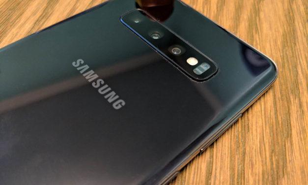 Todos los modos de cámara del Samsung Galaxy S10+