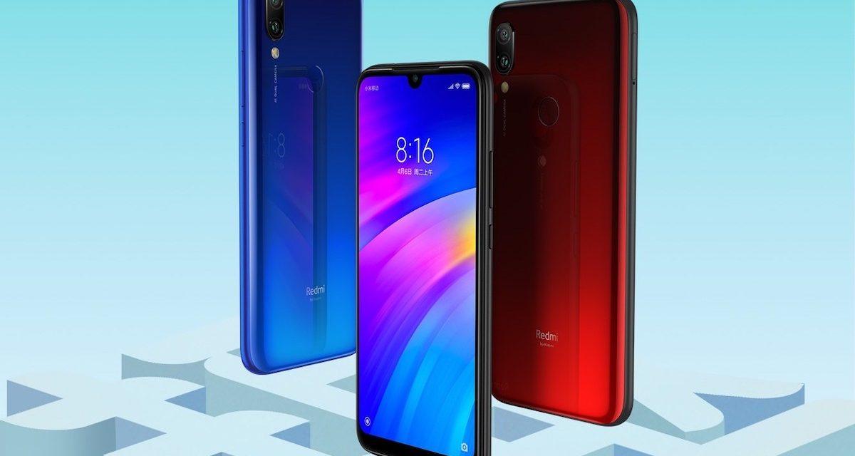 5 diferencias entre el Redmi 7 y el Redmi Y3 de Xiaomi