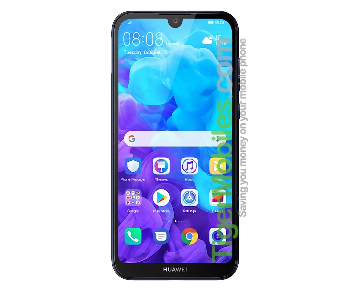ya conocemos características Huawei Y5 2019 primera imagen