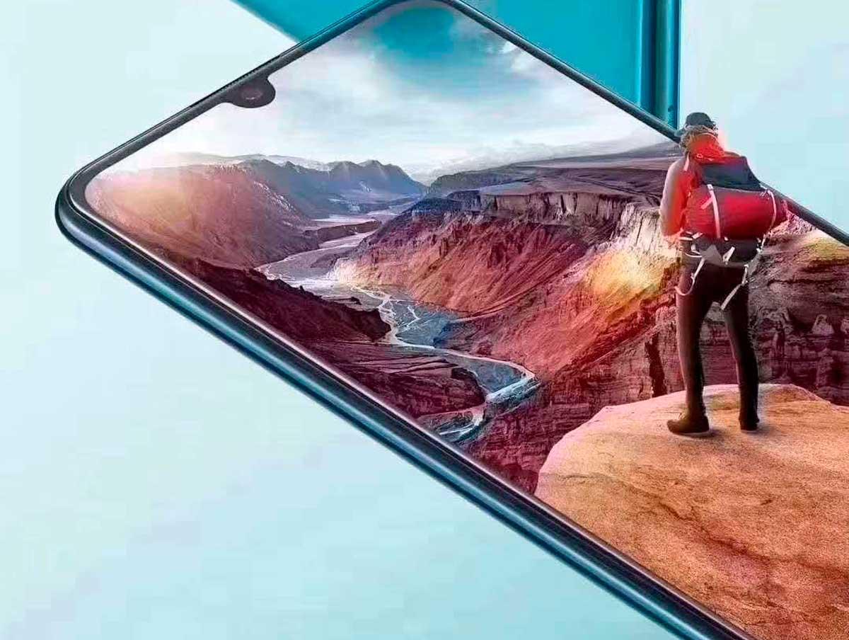 Imágenes del Huawei Mate 30 Lite desvelan algunas de sus características