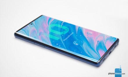 Así luciría el Samsung Galaxy Note 10 según las últimas filtraciones