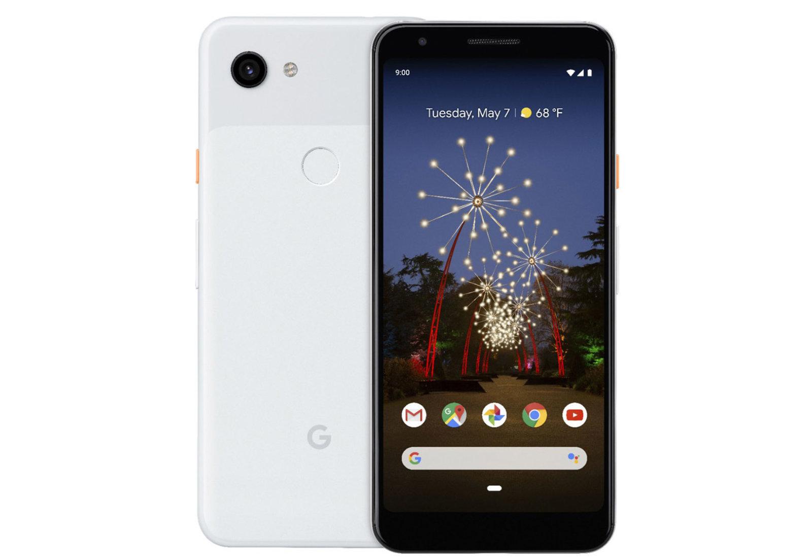 Google Pixel 3a y 3a XL, así es la gama media económica de Google
