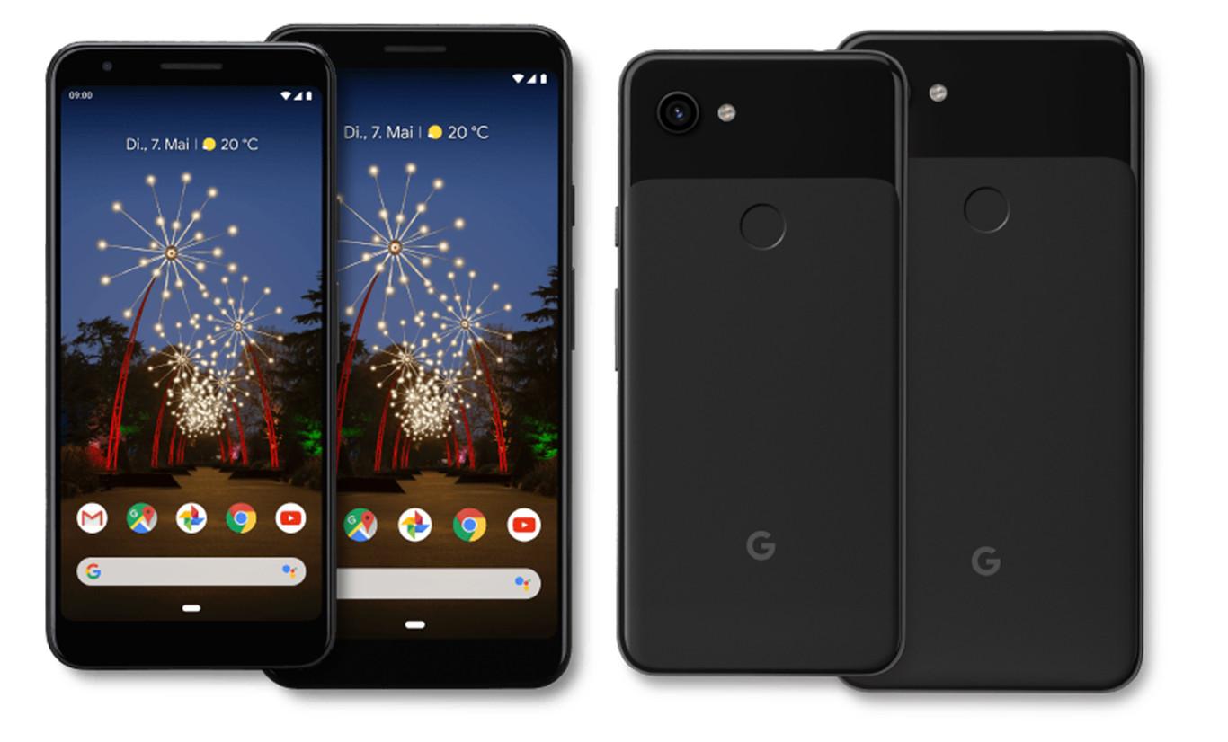 Google Pixel 3a y 3a XL vs Pixel 3 y 3 XL, principales diferencias