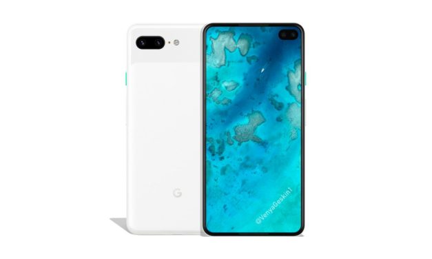 Un protector de pantalla desvela el diseño del Google Pixel 4