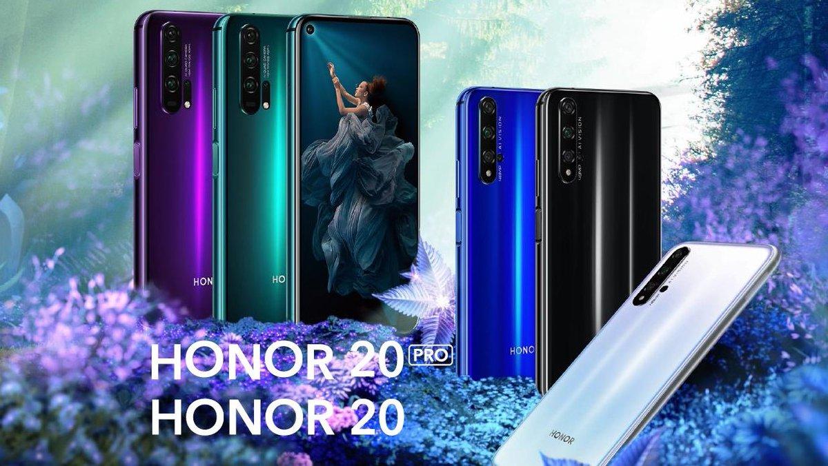 honor_205 diferencias entre el Honor 20 y el Honor 20 Pro