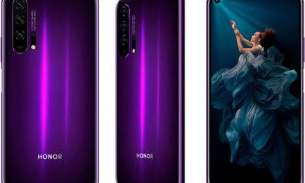 Honor 20, la alternativa económica al Huawei P30 con cuádruple cámara