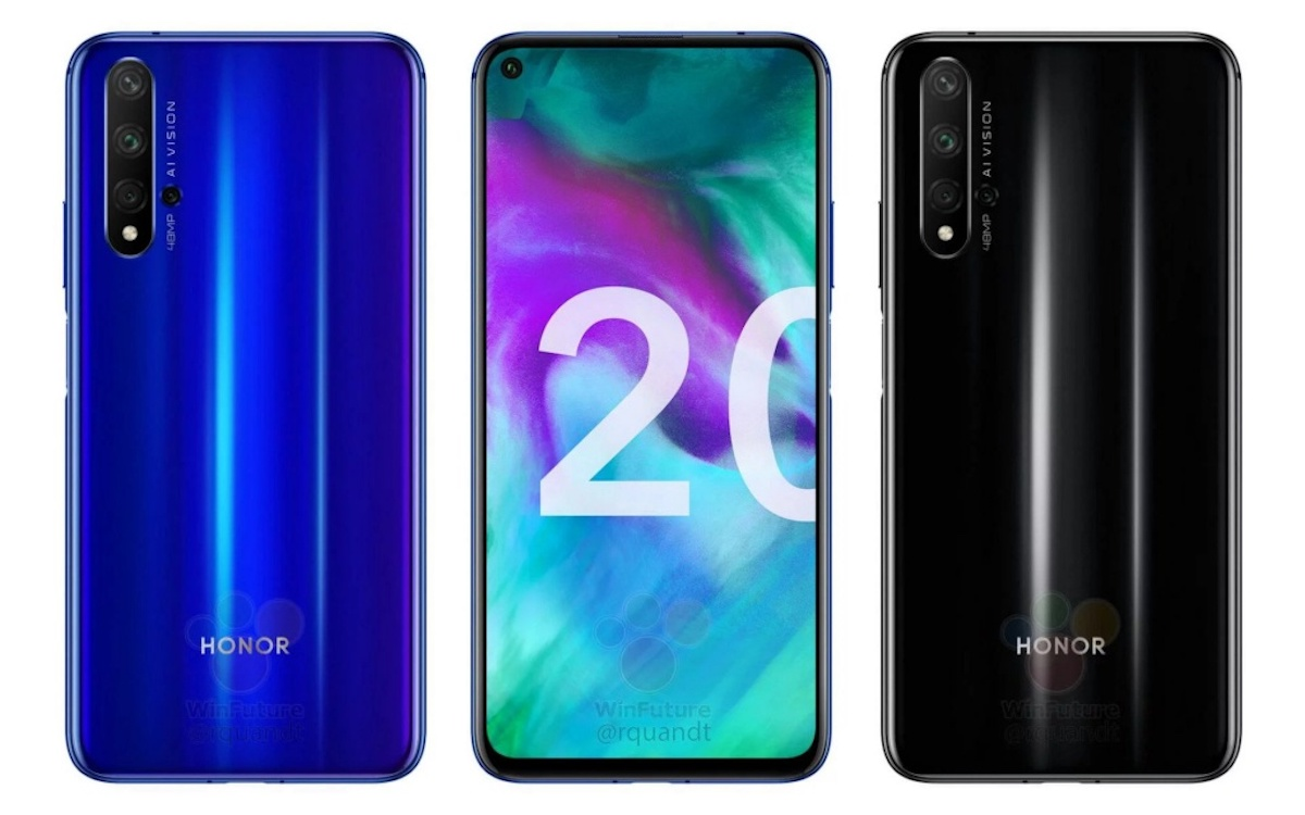 Honor 20 Pro, cuatro cámaras y agujero en pantalla para conquistar la gama alta 1